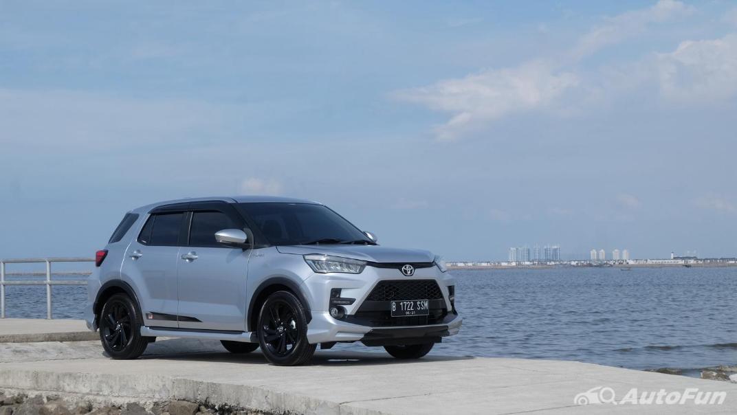 2021 Toyota Raize Exterior 063