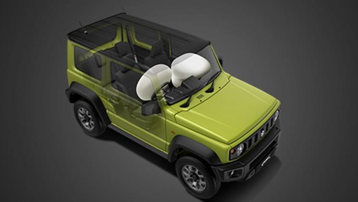 Suzuki Jimny 2019 Interior 005