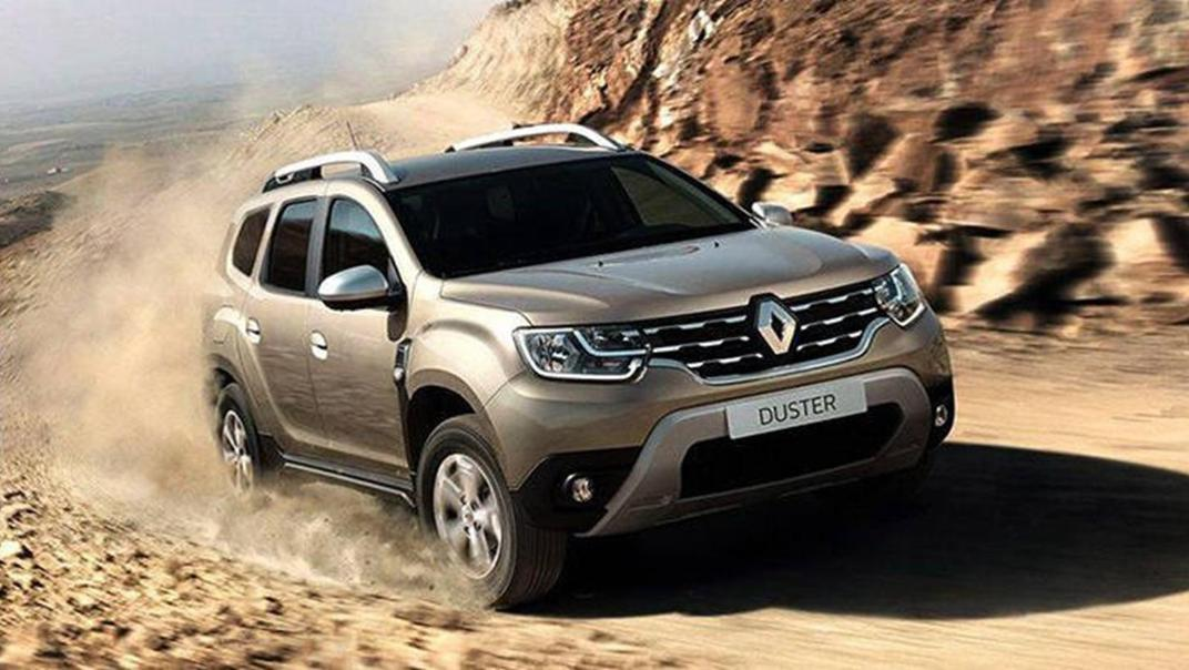 Renault Duster 2019 Exterior 013