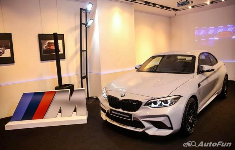 BMW M Series -1