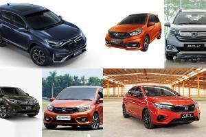 Update Harga Mobil Honda Diskon PPnBM 25 Persen per September 2021, Honda CR-V Naik Banyak