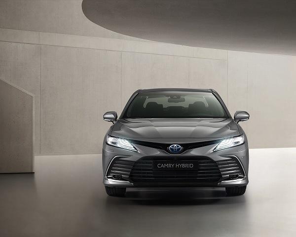 Toyota Camry 2021 Facelift Hadir di Jepang Dengan Sentuhan ala Lexus 02