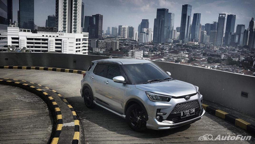 2021 Toyota Raize Exterior 051