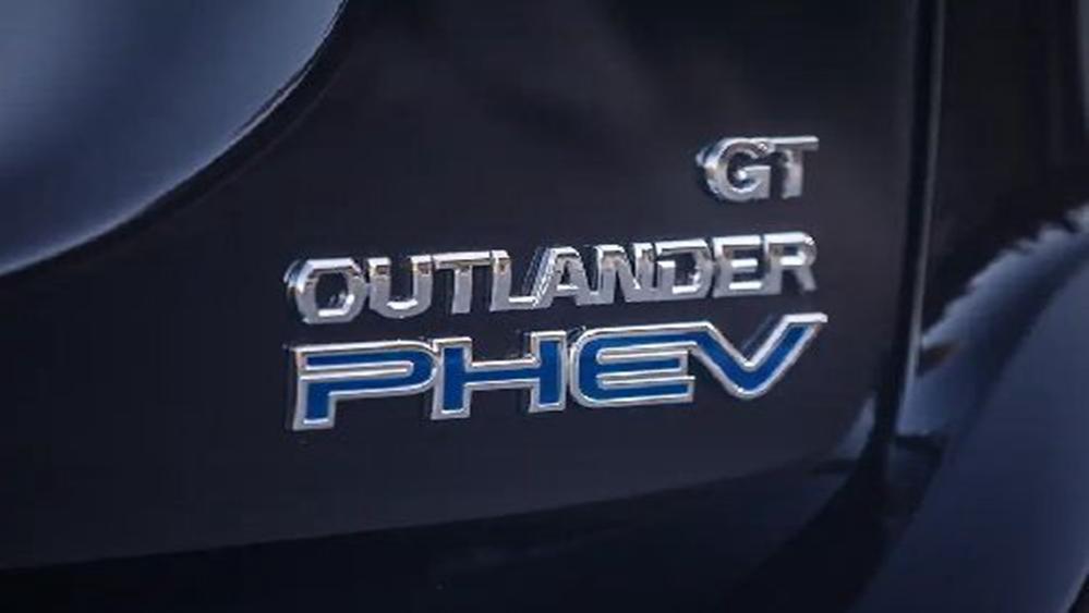 Mitsubishi Outlander PHEV 2019 Exterior 003
