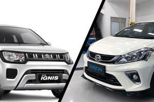 Suzuki Ignis atau Daihatsu All New Sirion, Pilihan yang Tepat untuk First Time Buyer?