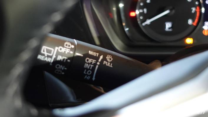 2022 Honda BR-V Interior 005