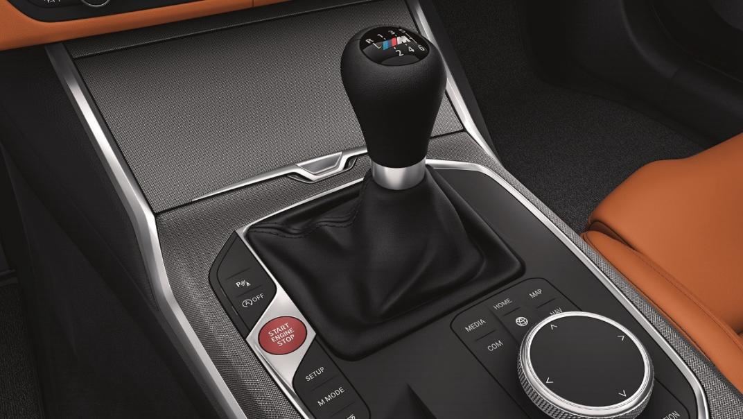 2021 BMW M3 Competition Interior 004