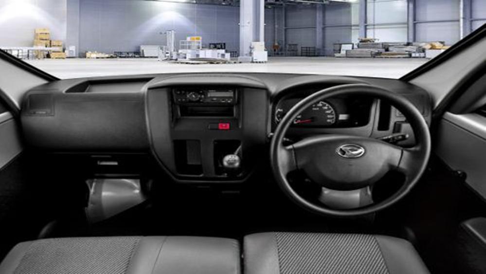 Daihatsu Gran Max PU 2019 Interior 001