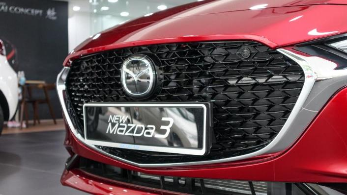 Mazda 3 2019 Exterior 005