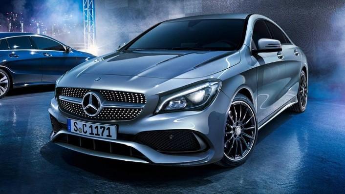 Mercedes-Benz CLA-Class 2019 Exterior 002