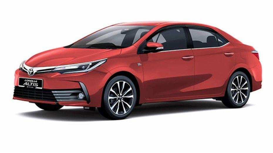 Toyota Corolla Altis 2019 Others 037