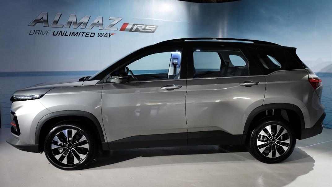 2021 Wuling Almaz RS Exterior 006