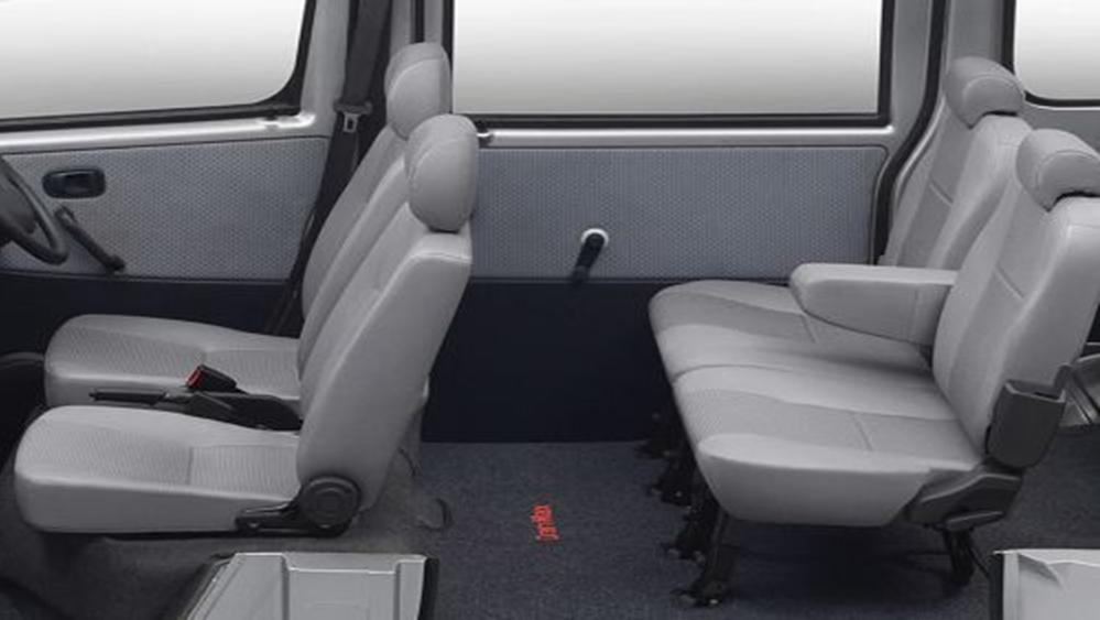 Daihatsu Gran Max MB 2019 Interior 009