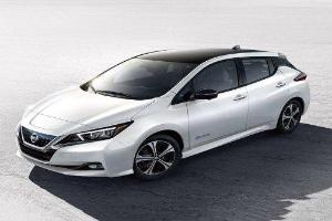 Nissan Leaf, Si Mobil Listrik yang Akan Hadir di Tahun 2020