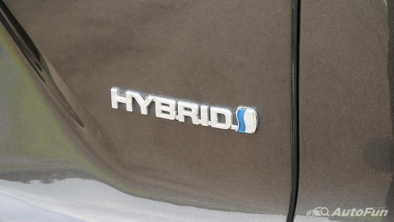 Rating: Toyota Corolla Cross – Percaya Diri Dengan Andalkan Teknologi Hybrid 02
