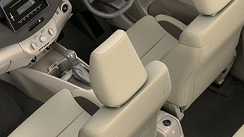 Suzuki Ertiga 2019 Interior 011