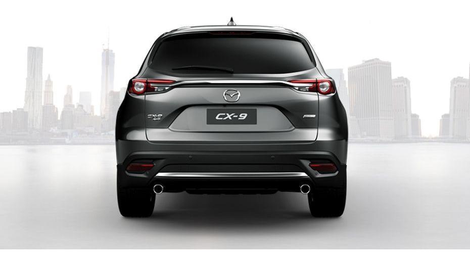 Mazda CX 9 2019 Exterior 017