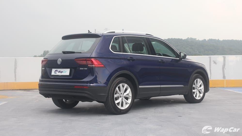 Volkswagen Tiguan 2019 Exterior 009