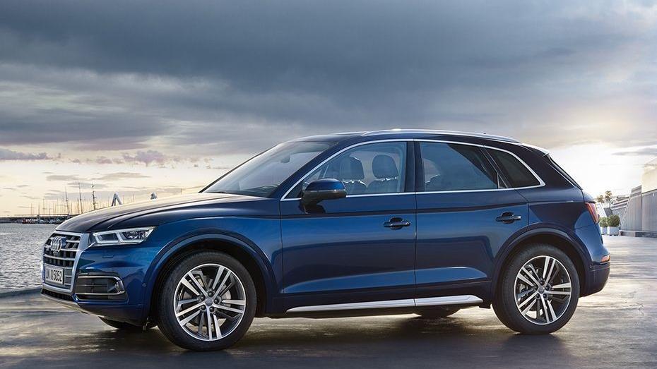 Audi Q5 2019 Exterior 009
