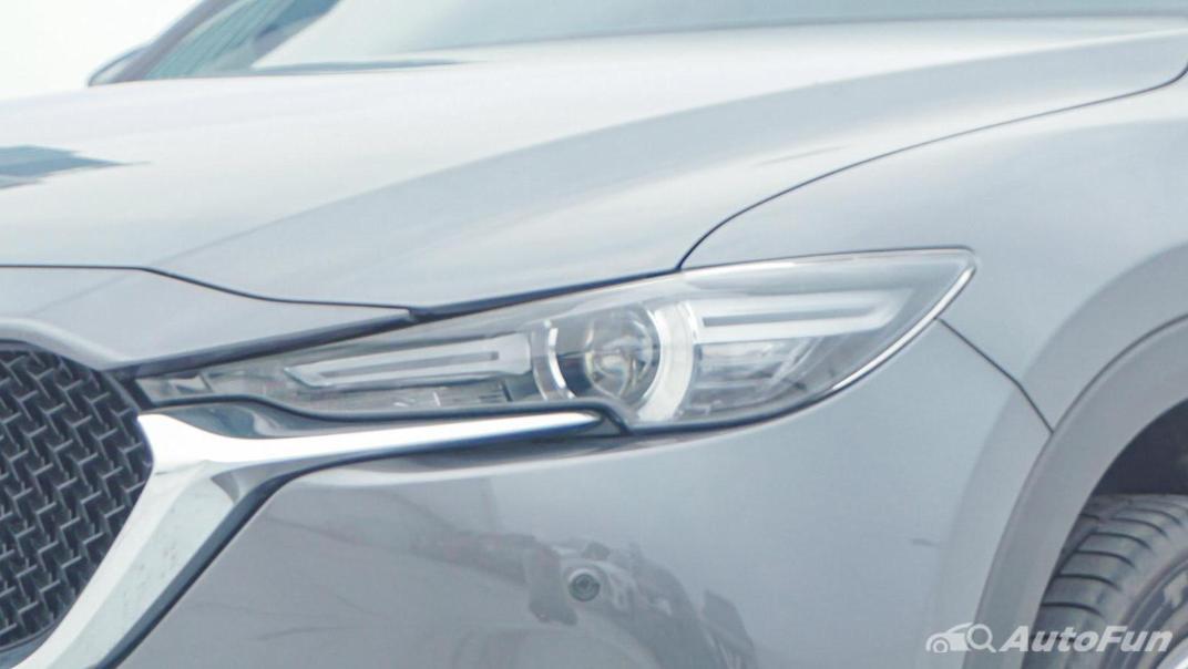 Mazda CX 5 Elite Exterior 015