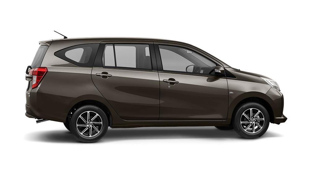 Toyota Calya 2019 Exterior 013