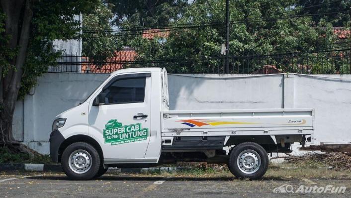 DFSK Super Cab 2019 Exterior 008