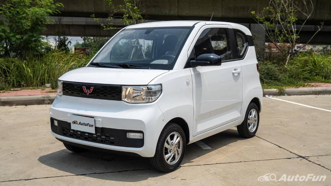 2021 Wuling Mini EV Upcoming Version Exterior 001