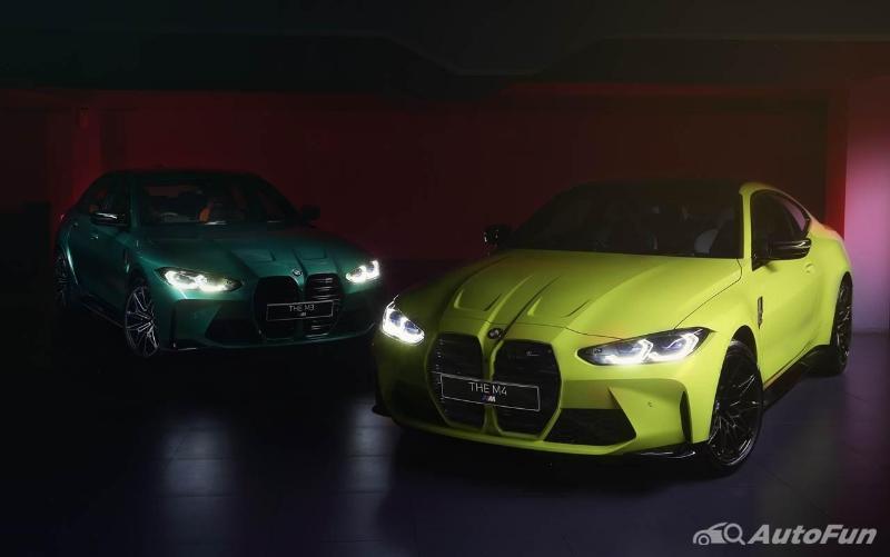 BMW M3 dan M4 2021 -1