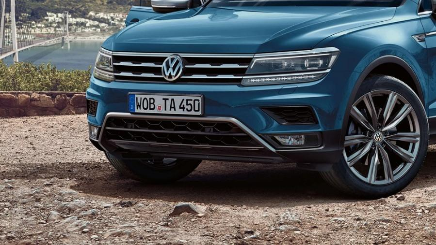 Volkswagen Tiguan Allspace 2019 Exterior 011