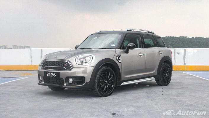 MINI Countryman Copper S Exterior 002