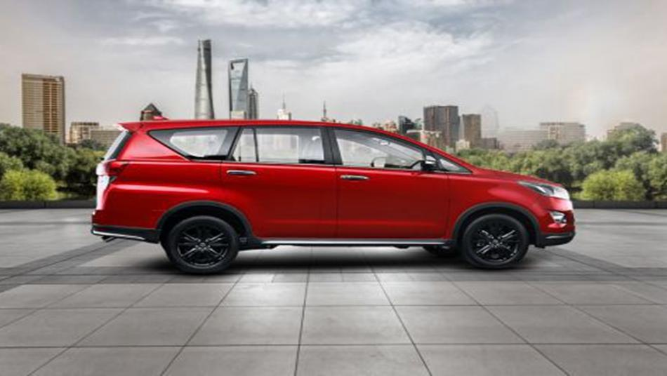 Toyota Venturer 2019 Exterior 005