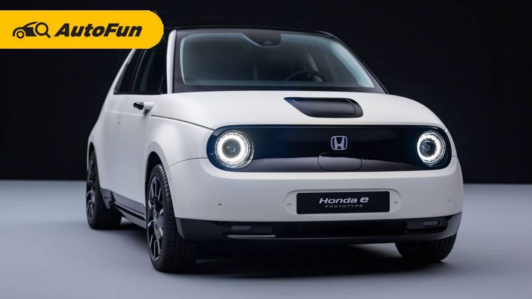 Mobil Listrik Honda e Makin Dekat Indonesia, Dijual di Malaysia Seharga 4 Buah Brio 01