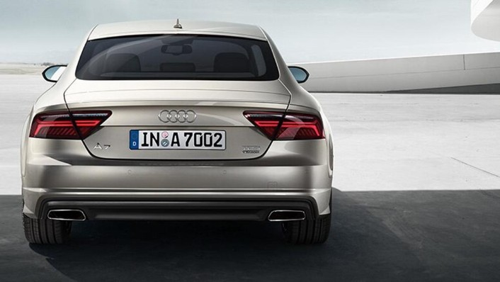 Audi A7 2019 Exterior 003