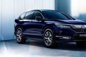 Honda Breeze PHEV 2021 Meluncur, Kembaran CR-V yang Lebih Ganteng dan Pakai Mesin Listrik