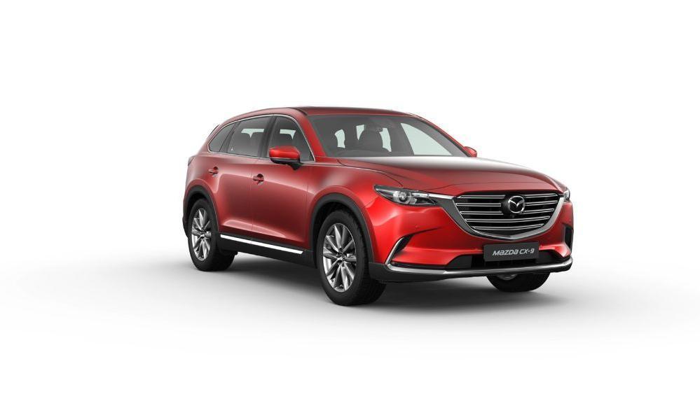 Mazda CX 9 2019 Exterior 003