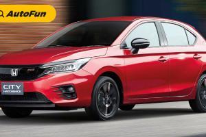 All New Honda City Hatchback 2021 Segera Hadir Di Indonesia, Ini Estimasi Harganya
