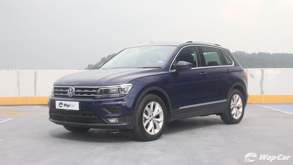 Volkswagen Tiguan 2019 Exterior 001