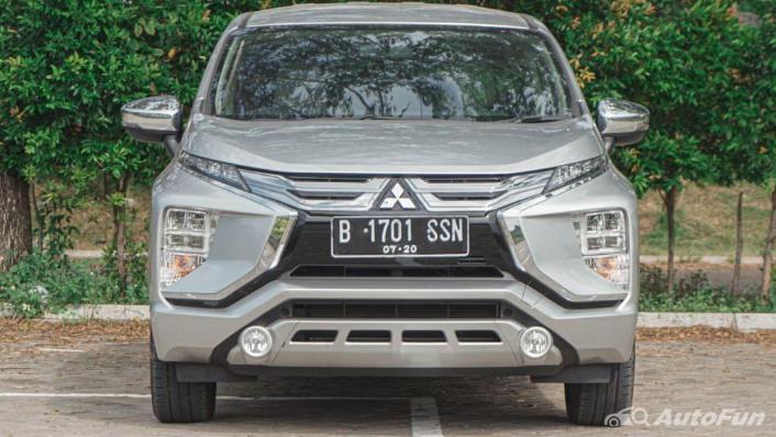 Mitsubishi Xpander Ultimate A/T Exterior 002
