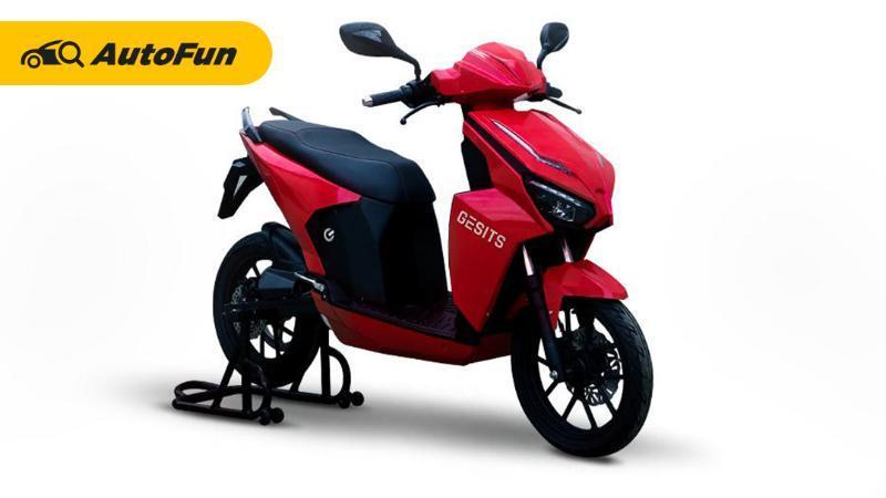 Mengenal Sepeda Motor Listrik Gesits Buatan Indonesia Berikut Spesifikasinya Autofun