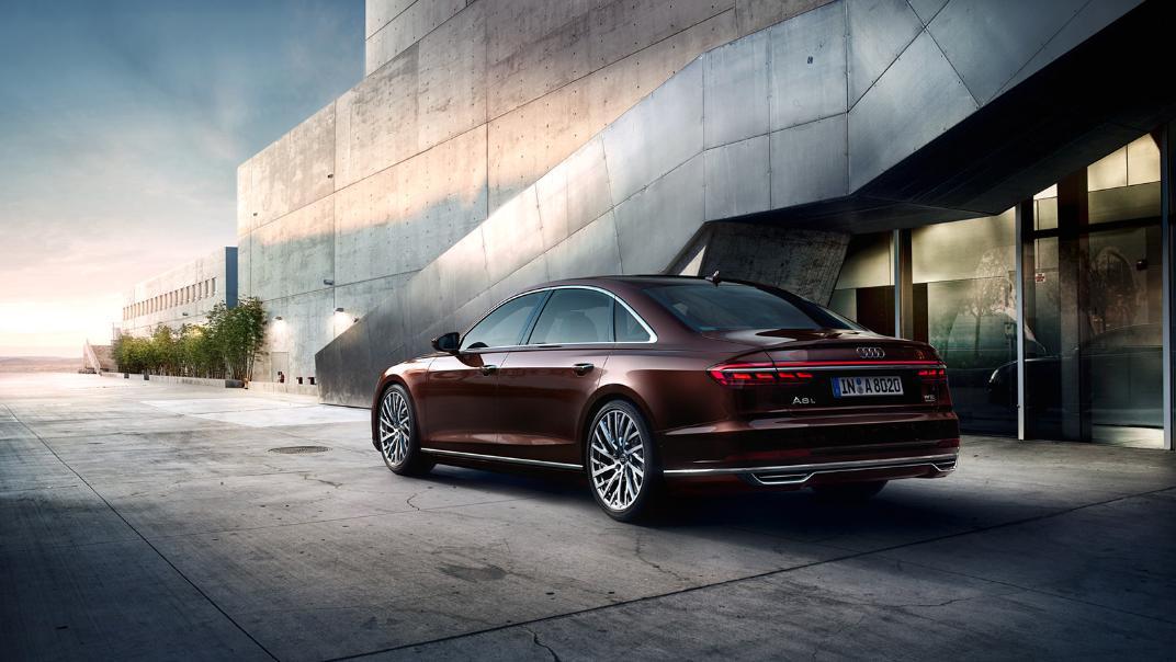 Audi A8 L 2019 Exterior 002