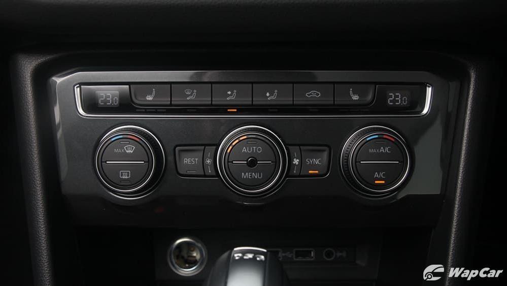 Volkswagen Tiguan 2019 Interior 022