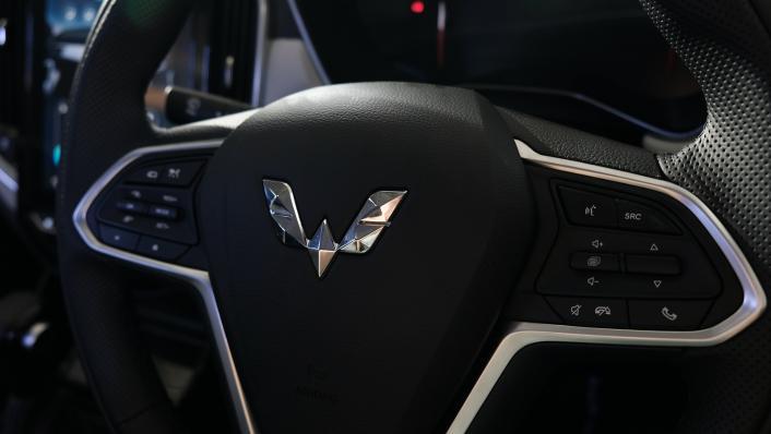 2021 Wuling Almaz RS Interior 003