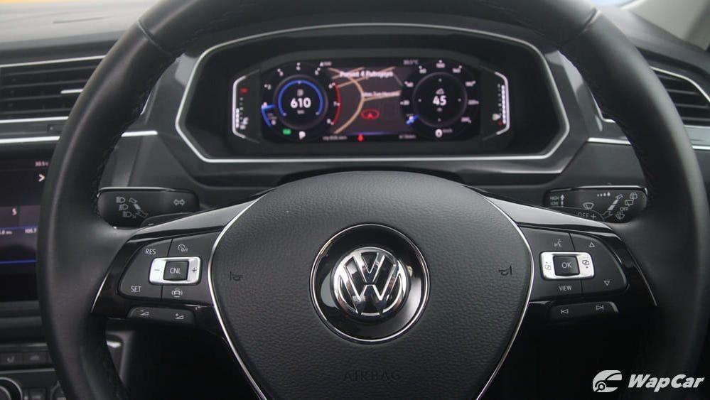 Volkswagen Tiguan 2019 Interior 006