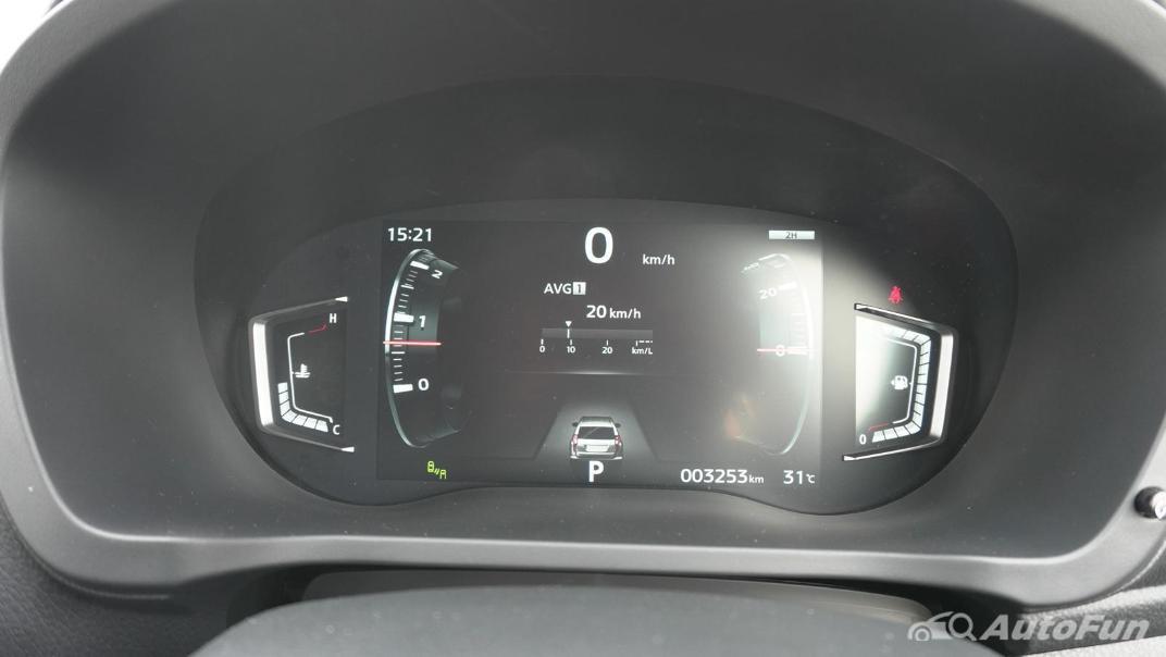 2021 Mitsubishi Pajero Sport Dakar Ultimate 4x4 AT Interior 012