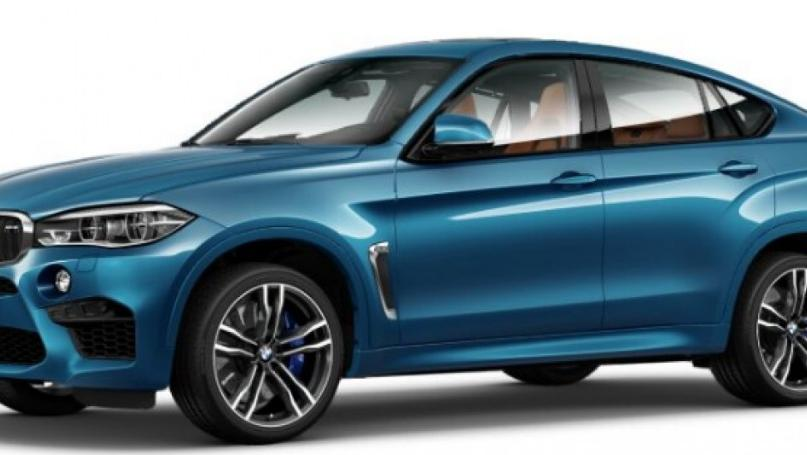 BMW X6 M 2019 Others 005