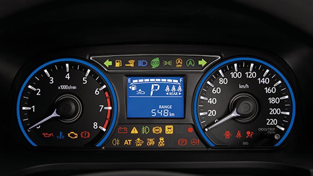 Daihatsu Sigra 2019 Interior 004