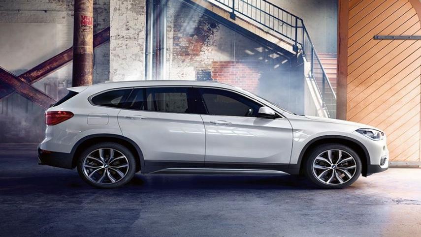 BMW X1 2020 2020 Exterior 006