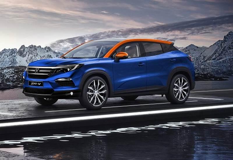 Honda ZR-V 2022 -1