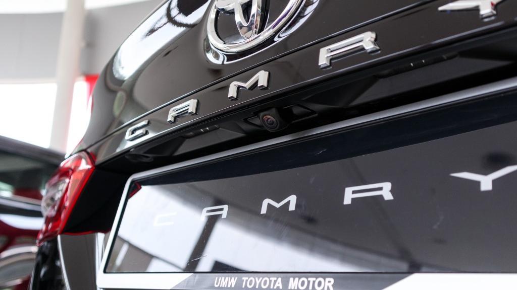 Toyota Camry 2019 Exterior 019
