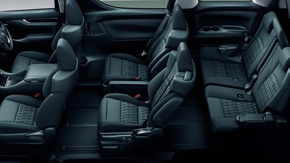 Toyota Vellfire 2019 Interior 005